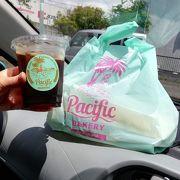 Hawaiiを感じるオシャレベーカリー