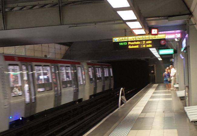 地下鉄 (リヨン)