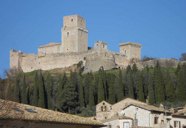 ローマ帝国時代の城塞