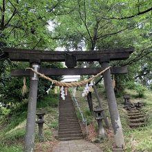 富士神社になってます