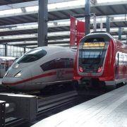 ドイツが誇る高速列車