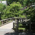 思ったより小さな橋。ただ、美しい橋でした