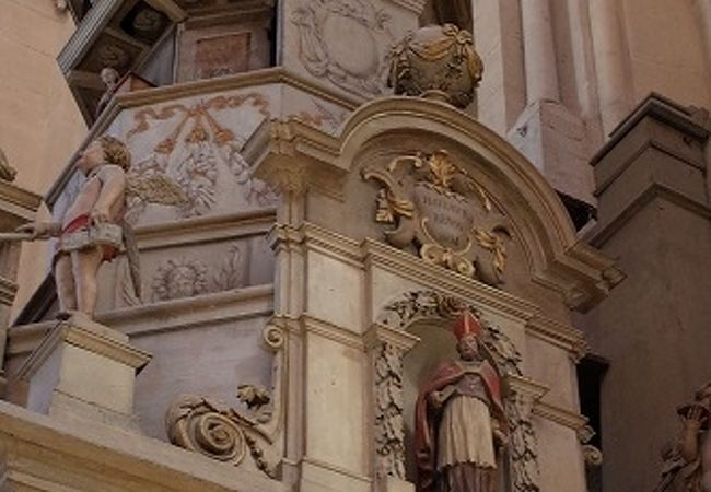 サンジャン大司教教会 天文時計