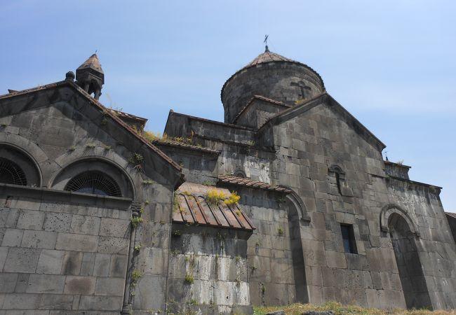 ハフパトとサナヒンの修道院群