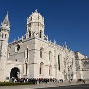 ポルトガル屈指の建築
