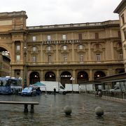 フィレンツェ最古のカフェ