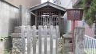 空襲犠牲者供養の地蔵(平安地蔵)