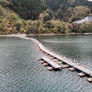 留浦の浮橋