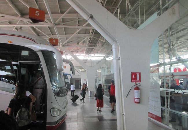 ADOバスターミナル