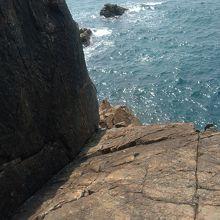 唐音の蛇岩