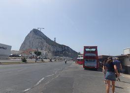 ジブラルタル空港の滑走路