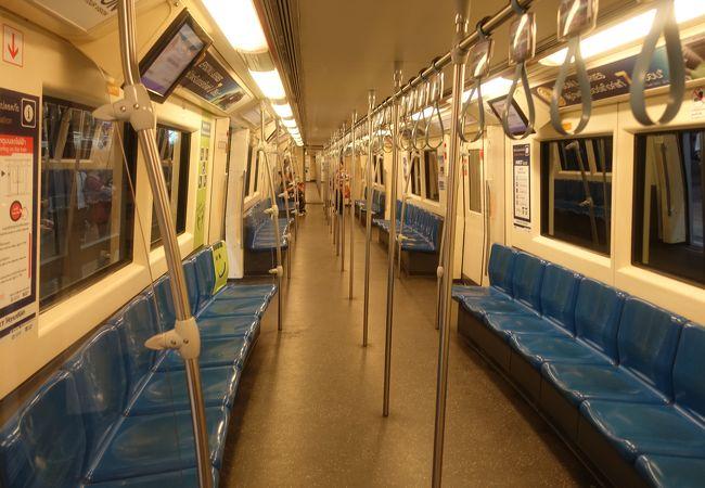 MRT=地下鉄では無くなってます
