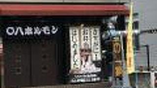 マルハチホルモン 県庁前店