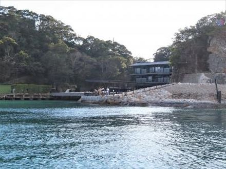 碧き島の宿 熊野別邸 中の島 写真