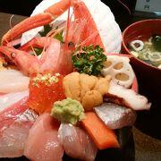やっぱり海鮮丼!!!