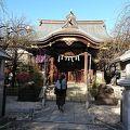 牛石(牛天神北野神社)