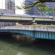 堂島川にかかる橋