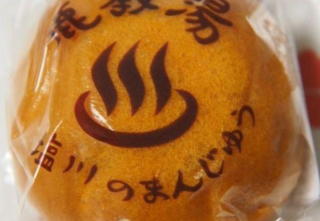 鹿教湯温泉の菓子