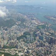 想像通りの香港