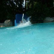 プールのテーマパーク