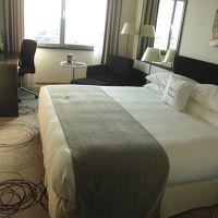 ミニバ-や電気ポットもありベッドの硬さもちょうど良かったです