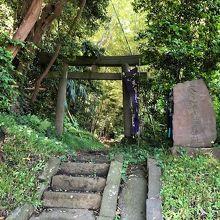 熊野神社 (大庭神社旧跡)