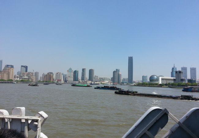 黄浦江フェリー