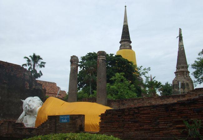 見応えのある寺院