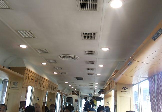京都丹後鉄道 あかまつ