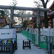 蒲田散策では参拝しておきたい神社