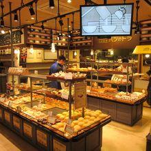 スペイン窯 パンのトラ NEOPASA岡崎店