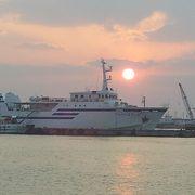 石垣島から与那国島まで4時間半