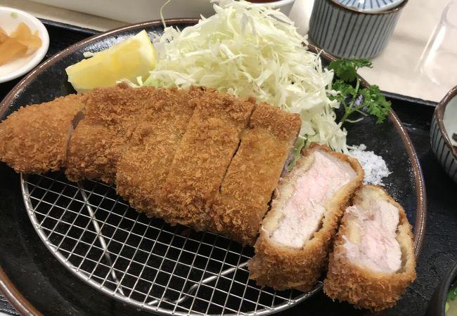 鹿児島中央駅近くでトンカツを食べるならここ!