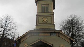 聖シメオン教会と聖アン教会