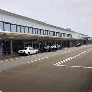 小松空港も自粛