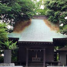 浅間神社 (戸塚区原宿)