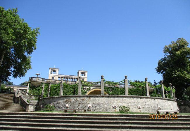 サンスーシ公園