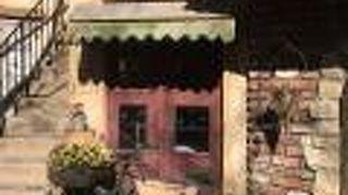 お菓子の森 中庭カフェ
