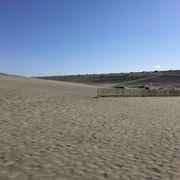 三大砂丘の一つ