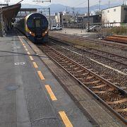 2020年2月10日の川之江10時53分発特急いしづち号高松行きの様子について