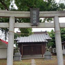 諏訪神社 (影取)