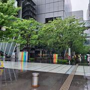京葉線乗り場への近道