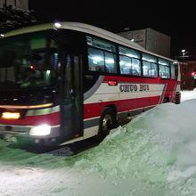 北海道中央バス 滝川ターミナル