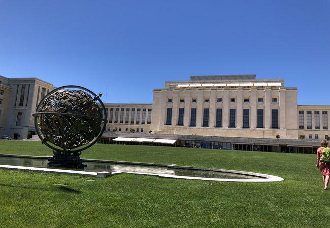国際連合ヨーロッパ本部 (パレ デ ナシオン)