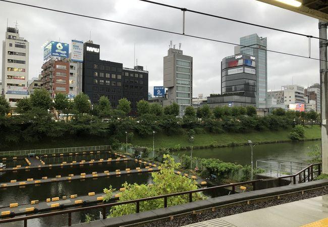 市ヶ谷駅 (JR)