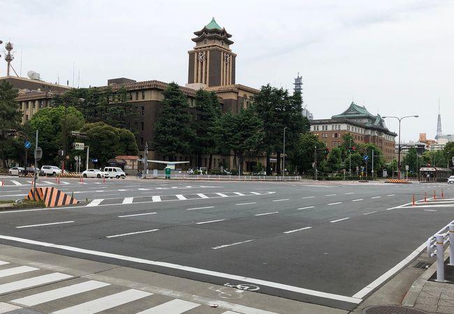 名古屋市役所本庁舎