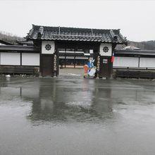 戸沢藩船番所