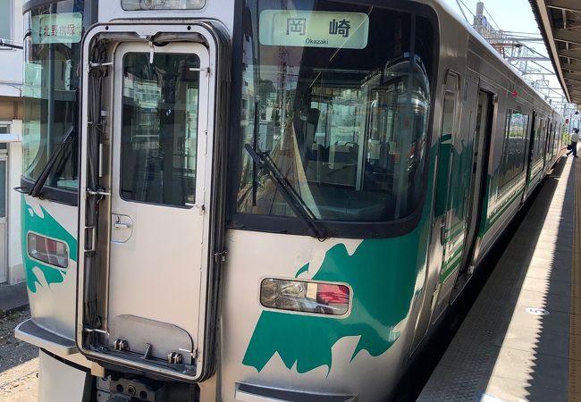 愛知環状鉄道 愛知環状鉄道線