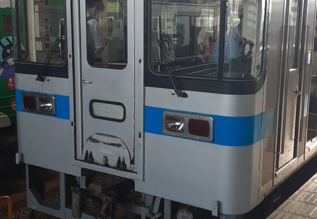 JR土讃線