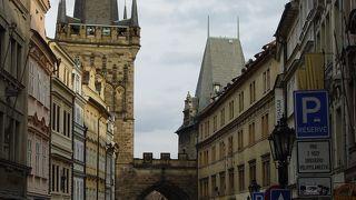 プラハ観光の王道です。